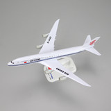 Sichuan Airlines alloy aircraft model Eastern Airlines A380 China Southern Airlines Air China Boeing 747 simulation passenger aircraft model