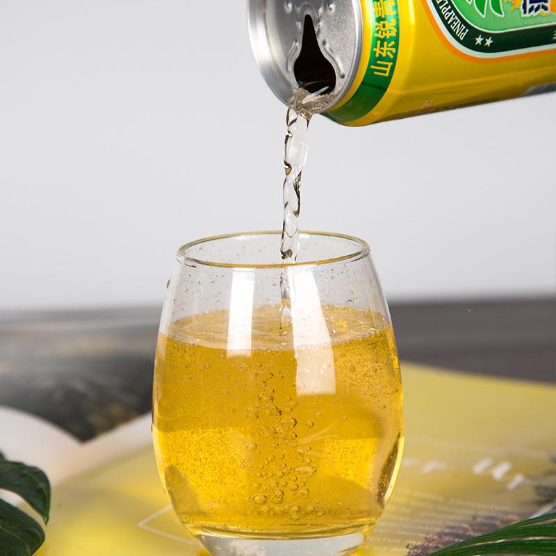 无酒精菠萝啤碳酸饮料果啤易拉罐汁整箱24罐果味罐装怀旧汽水批发