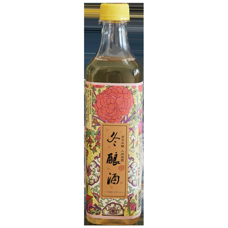 专卖 毫升东阳酒冬至节桂花酒 500ml 苏州东吴酒厂老苏州桂花冬酿酒