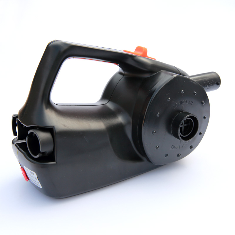 包邮 充抽两用蓄电泵 电动蓄电池充气泵 可给橡皮艇沙池等充气