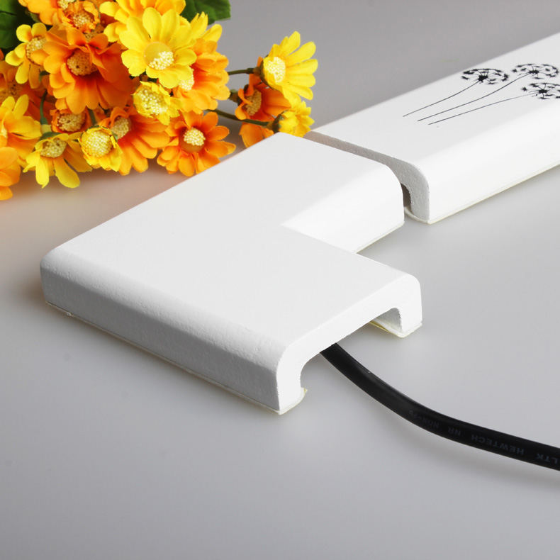 简单日子创意电线遮挡收纳网线电话线电源电视线整理装饰遮线条