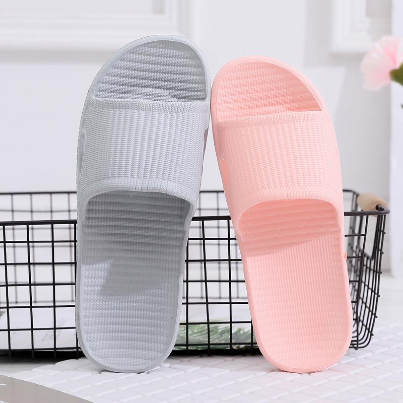 发 夏季男女凉拖鞋家用室内夏天家居浴室洗澡防滑居家静音托鞋批