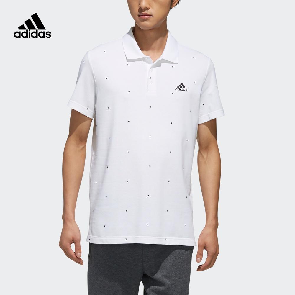 阿迪达斯官方AI POLO GEN AOP男运动型格短袖POLO衫DY3426 DY8711
