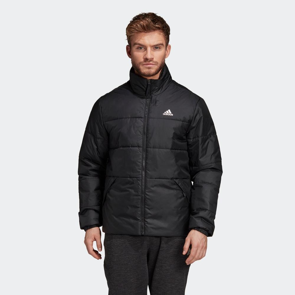 DZ1396 adidas  阿迪达斯官网 男装冬季户外运动中棉茄克外套