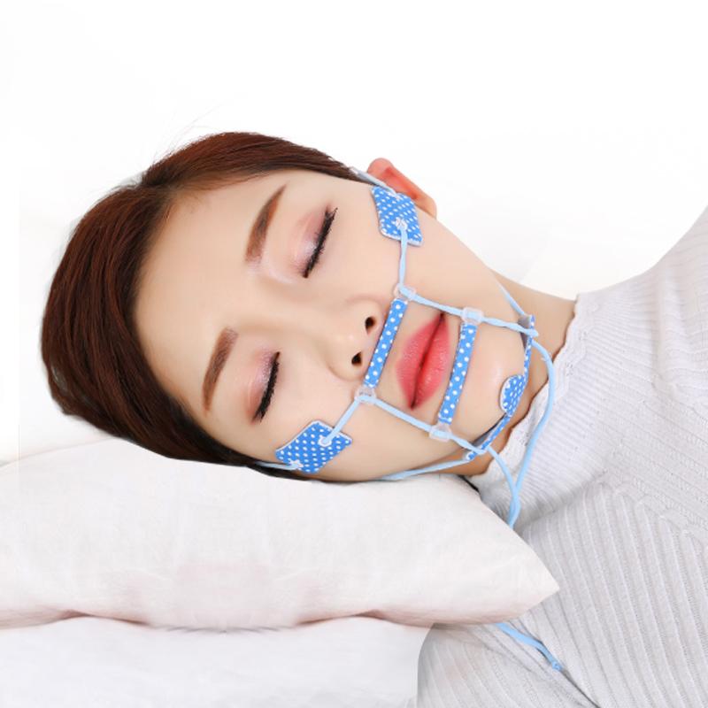 口呼吸矫正器闭嘴神器防张嘴呼吸睡觉止鼾打呼噜成人儿童睡眠口罩