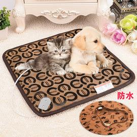 宠物电热毯小狗狗用电褥子狗窝电热毯猫取暖防水防抓加热垫可调温