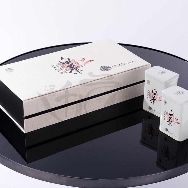 正宗 溪龙黄杜珍稀 礼盒装 250g 高山 白茶茶叶 明前新 春 2018