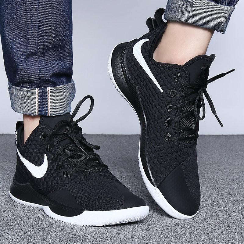 耐克男鞋2021新款LEBRON WITNESS III EP詹姆斯篮球鞋AO4