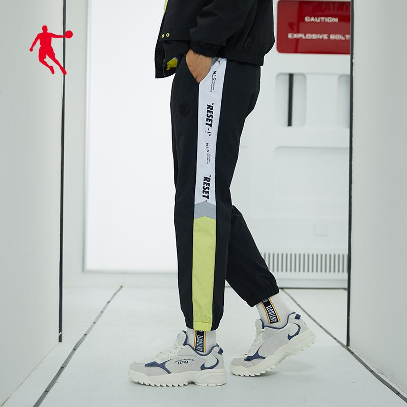 乔丹运动裤男2021春季新款