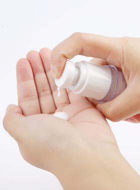 真空瓶护肤品分装瓶化妆品真空瓶子按压式抽真空乳液瓶压嘴瓶空瓶