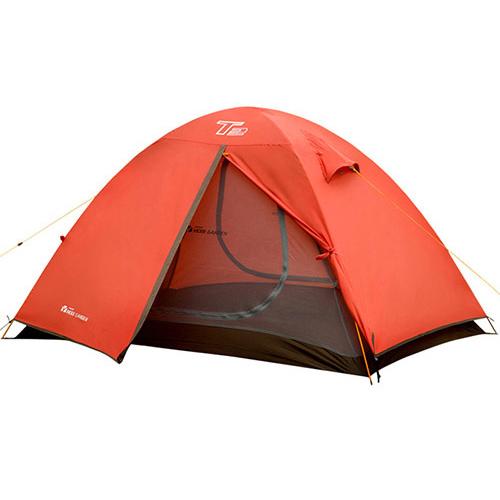 铝杆帐篷双人户外野外露营旅游登山冷山野营防雨防水 T3 T2 牧高笛