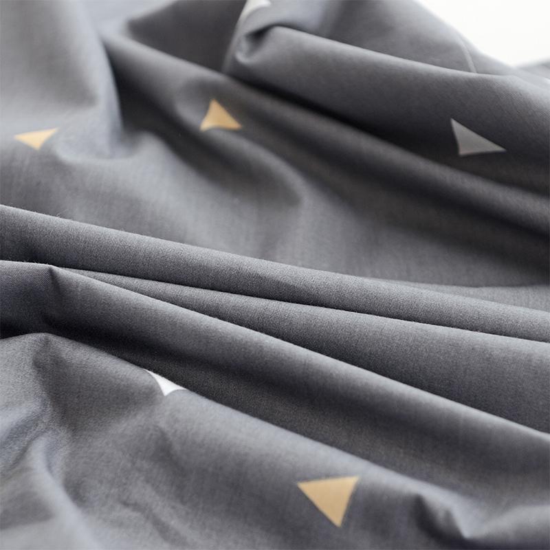 紫罗兰床上用品 全棉枕套单人双人 学生成人枕头枕芯套纯棉一对