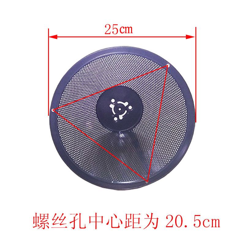 老款抽油烟机配件通用圆形磁吸油烟机油网隔油网过滤网滤油网罩