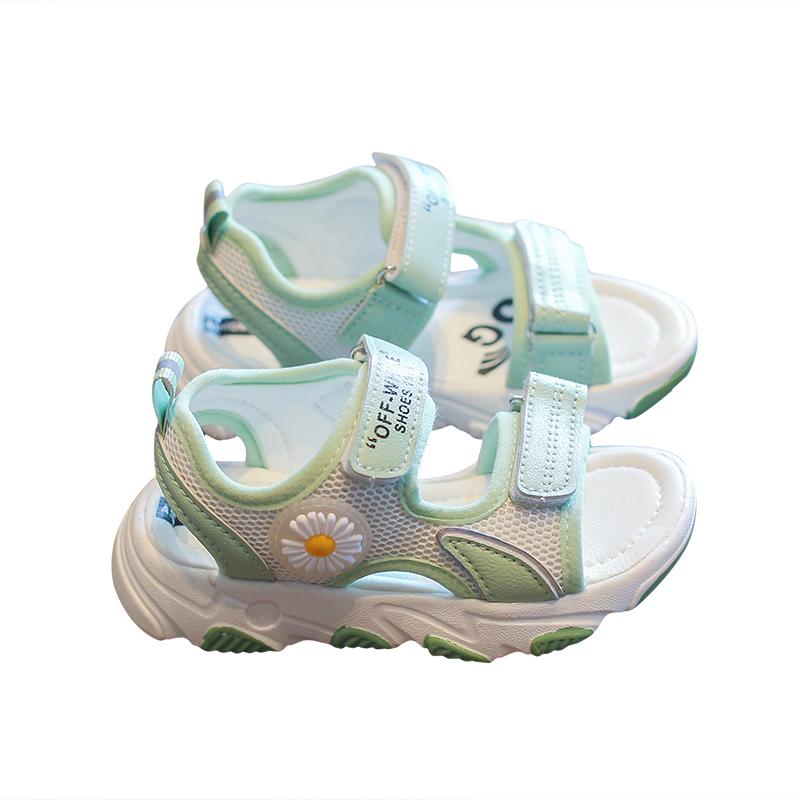 女童凉鞋2020年新款夏季软底儿童公主鞋中大童女童鞋小女孩宝宝鞋