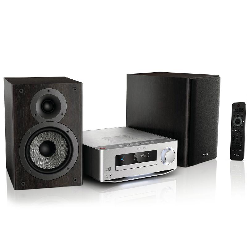 Philips/飞利浦 DCD7010组合音响迷你电视桌面台式DVD苹果CD音箱