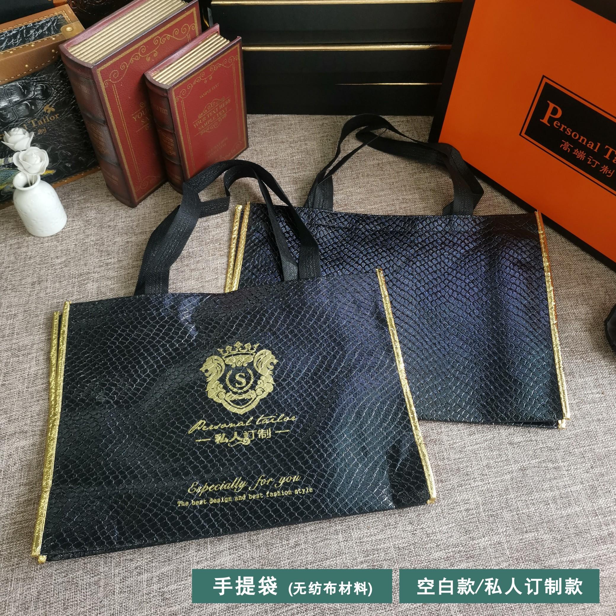 现货黑色鳄鱼纹手包钱包PU翻盖木盒订制皮具生日礼品包装盒订做