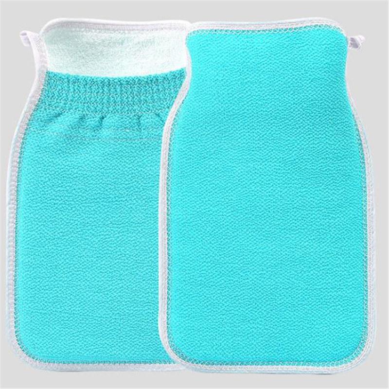 老湯高檔韓版搓澡巾 加厚大號雙面澡巾 搓泥強力成人雙面洗澡手套