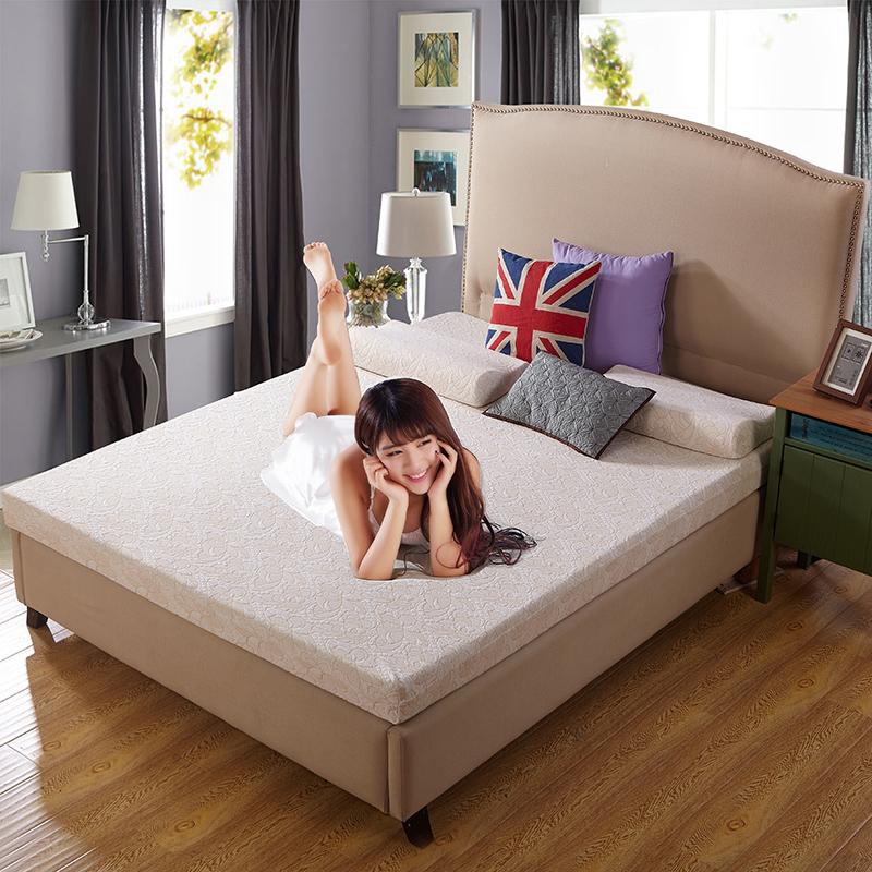 记忆棉床垫加厚慢回弹1.5m床海绵单人榻榻米床褥子软垫学生宿舍