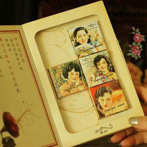 香约香膏固体香水花样年华套装礼盒香膏固体持久淡香香体膏男女生