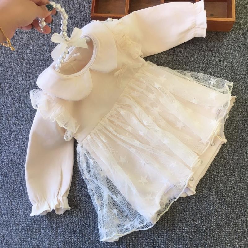 拉果拉贝贝  纯棉女宝宝哈裙