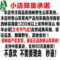西峡野生正品特级山茱萸肉干无核枣皮茶山萸肉芋肉中药材500g包邮 (¥65)