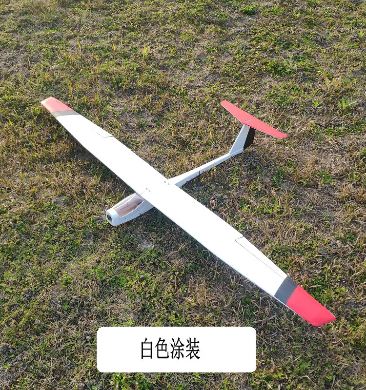 特惠热销轻木滑翔机套材GUPPY 纯木质航模 飞机DIY 组装套材