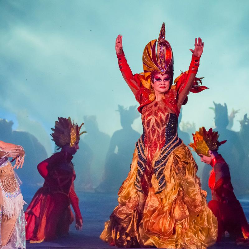 广州长隆国际马戏大剧院门票马戏团可代购一等座  可订当天有票