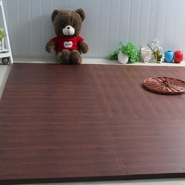 泡沫地墊環保隔音地毯臥室鋪地爬行墊子可裁加厚拼接榻榻米60x60