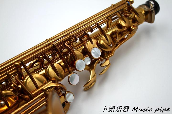 双脖 萨克斯 中音 82z 合作款 雅马哈 ISHIMORI 石森 日本 神器