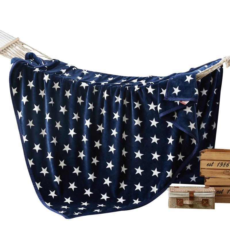 珊瑚绒空调毯法兰绒毯子薄款夏季单人女办公室盖腿午睡午休小毛毯