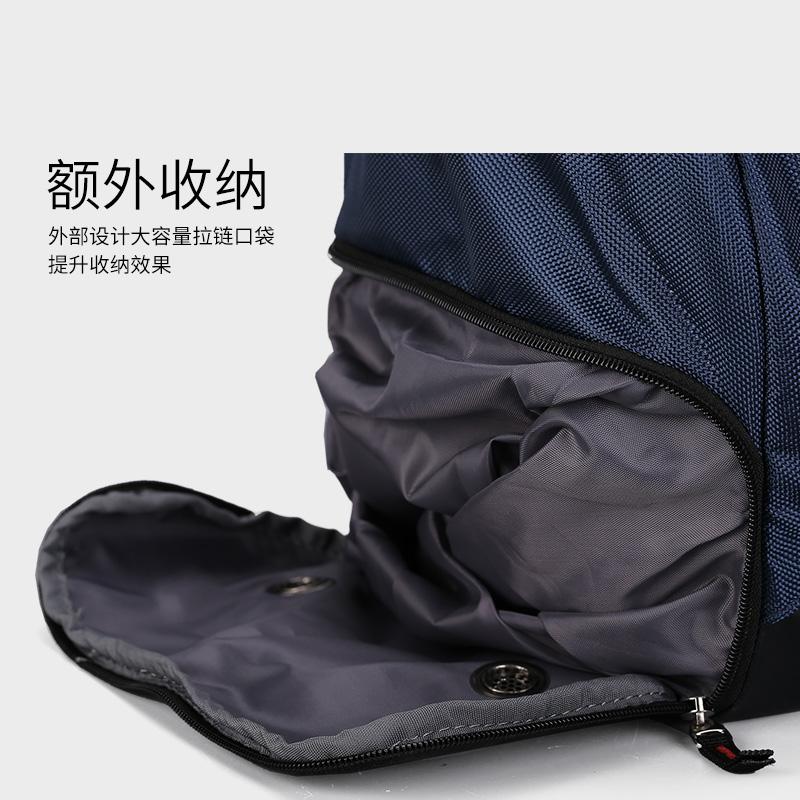 Star世达运动包男健身包女单肩包篮球包斜挎带独立鞋位足球训练包