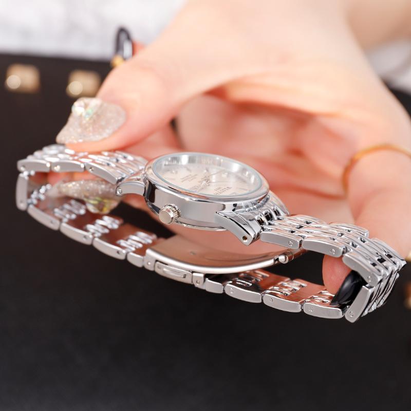 免费刻字 情侣款手表男女士防水夜光韩版学生礼物情侣手表一对  520