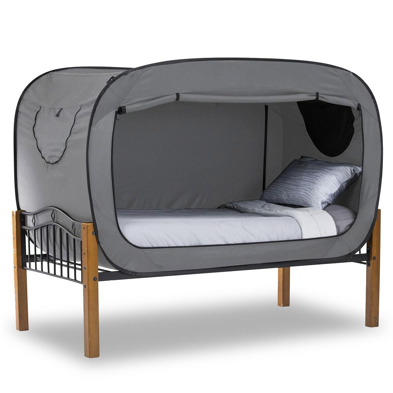 特價床用帳篷學生宿舍隱私床幔遮光透氣單雙人上下床鋪保溫帳篷