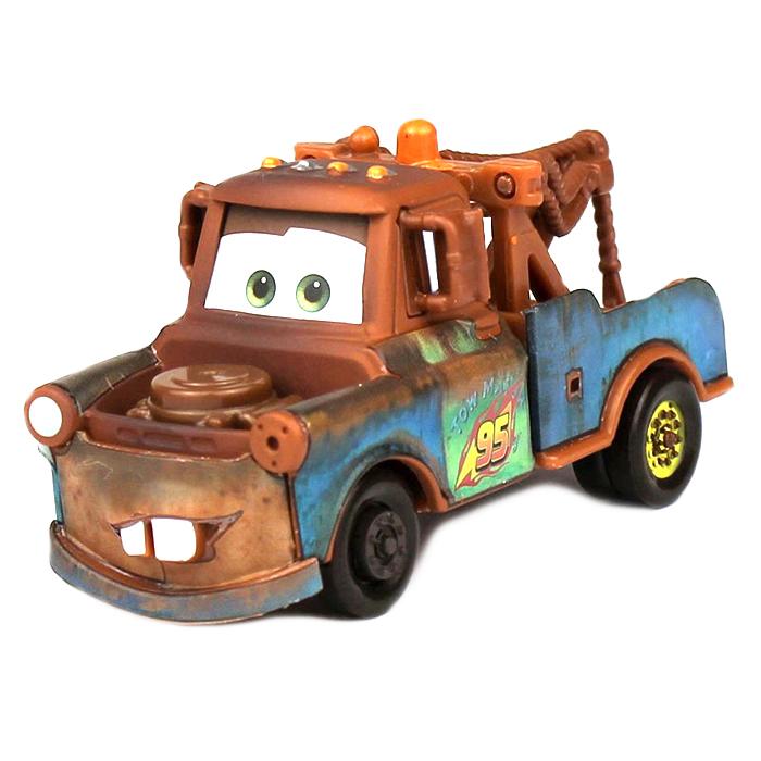 正版赛车汽车总动员3合金玩具车警长消防车小红弗兰克收割机凯旋