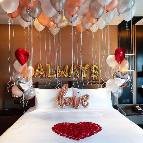 Birthday Room Decoration For Girlfriend  from img.alicdn.com