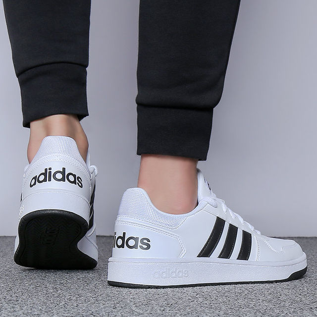 Adidas men's shoes 2021 summer new low-top flat wear-resistant ...