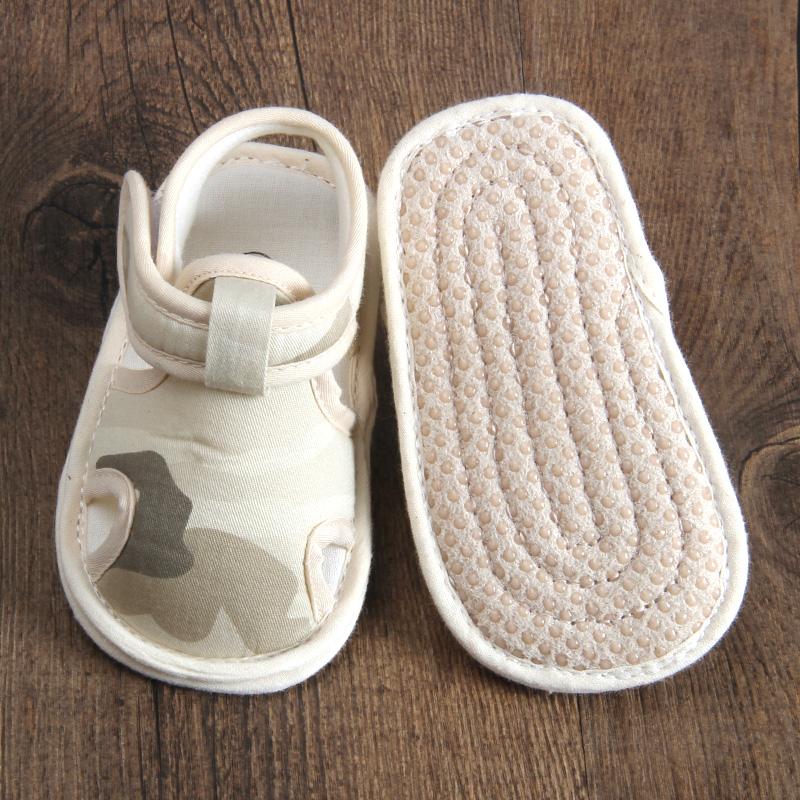 宝宝鞋秋季婴儿鞋子软底学步秋天9女布底7个月8幼儿鞋男春秋0-1岁