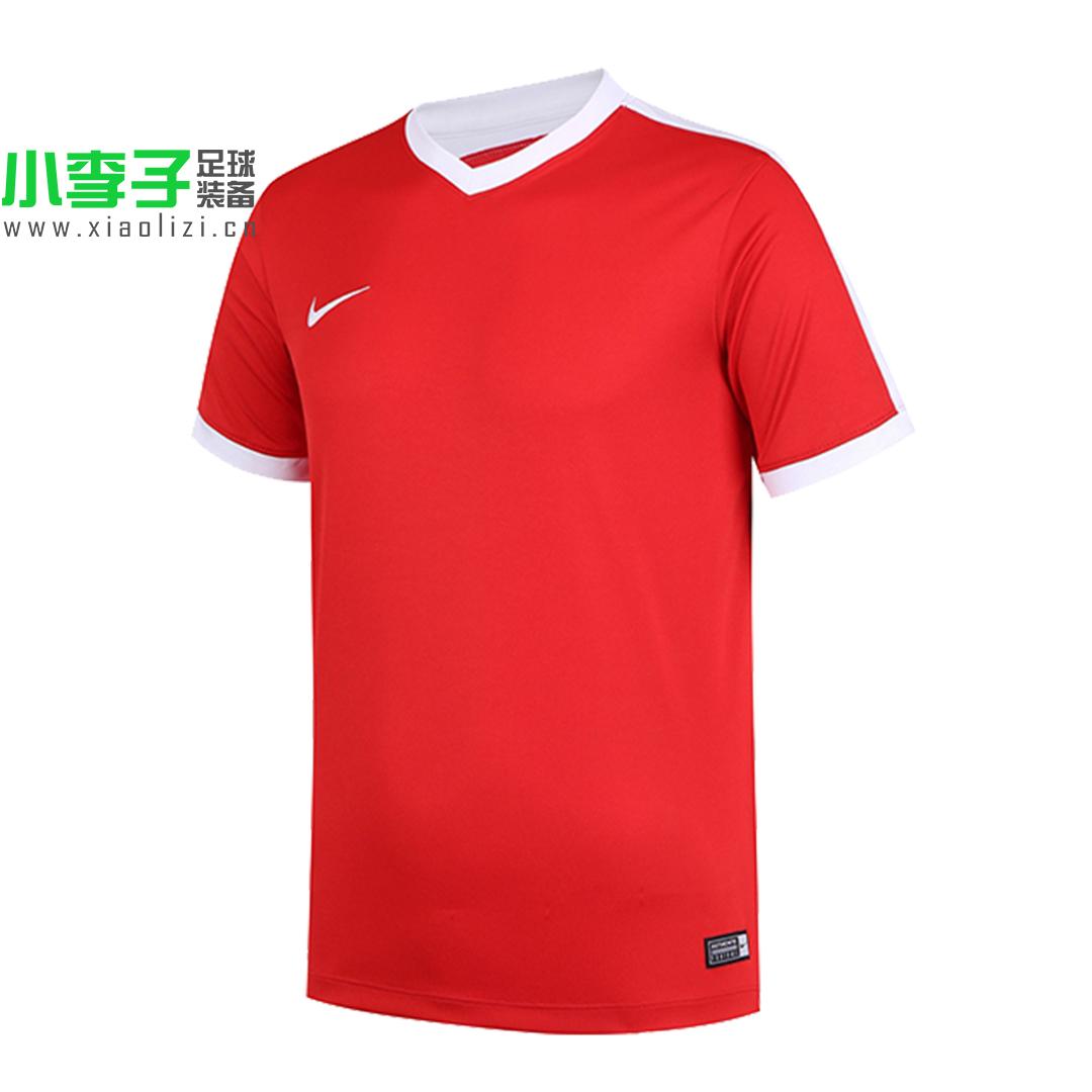 小李子:专柜正品NIKE 青少年足球运动服 儿童球衣组足球服套装T恤