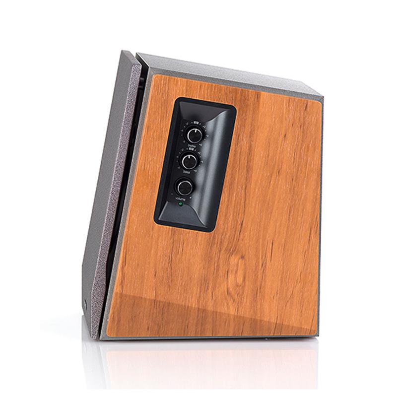 Edifier/漫步者 R1600TIII台式机笔记本电脑手机2.0音箱带遥控多媒体木质小音响低音有源书桌面家用影响喇叭