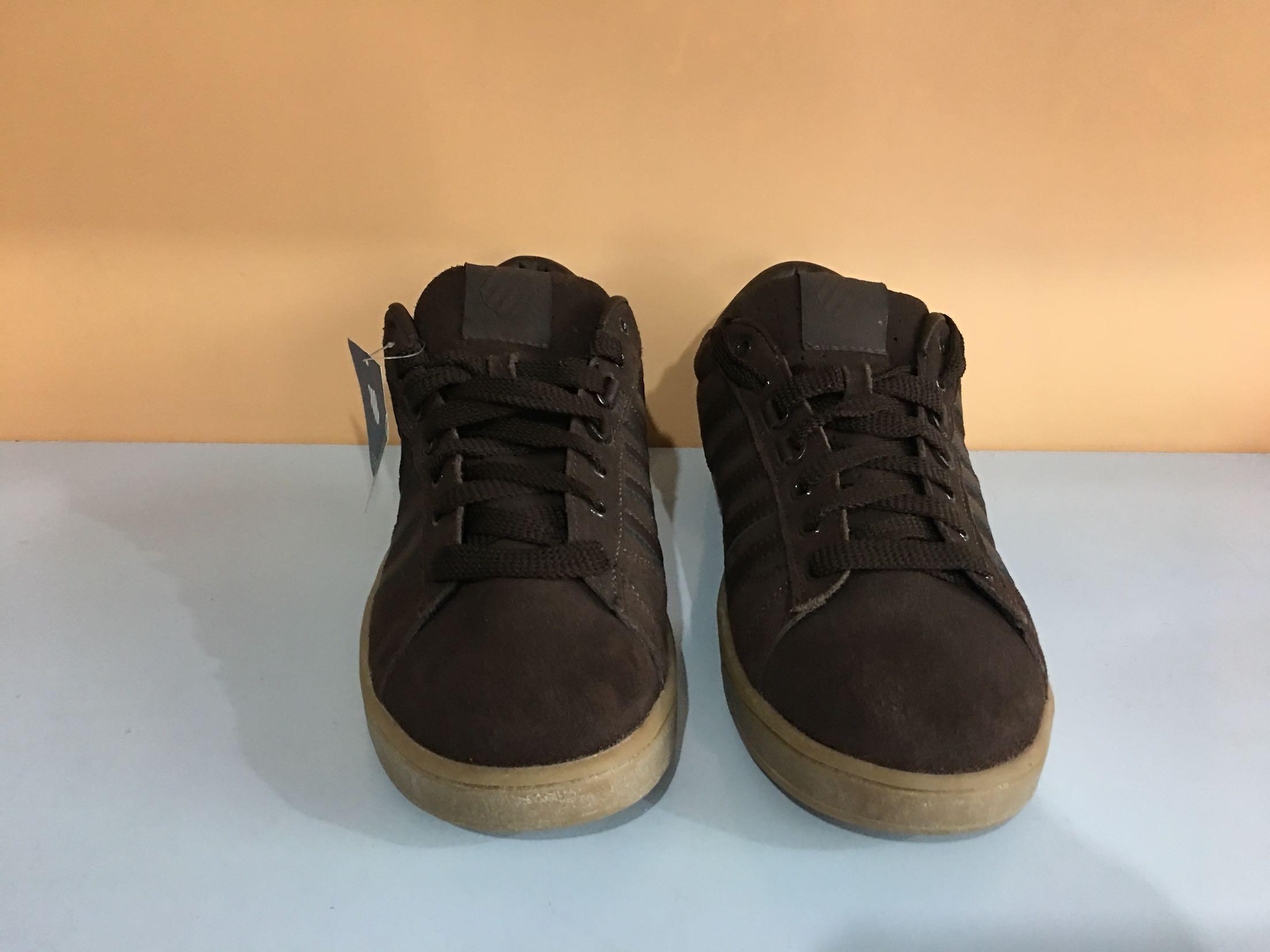 45 威时尚百搭耐磨全牛皮牛筋底休闲鞋 s 海外版正品盖 出口美国