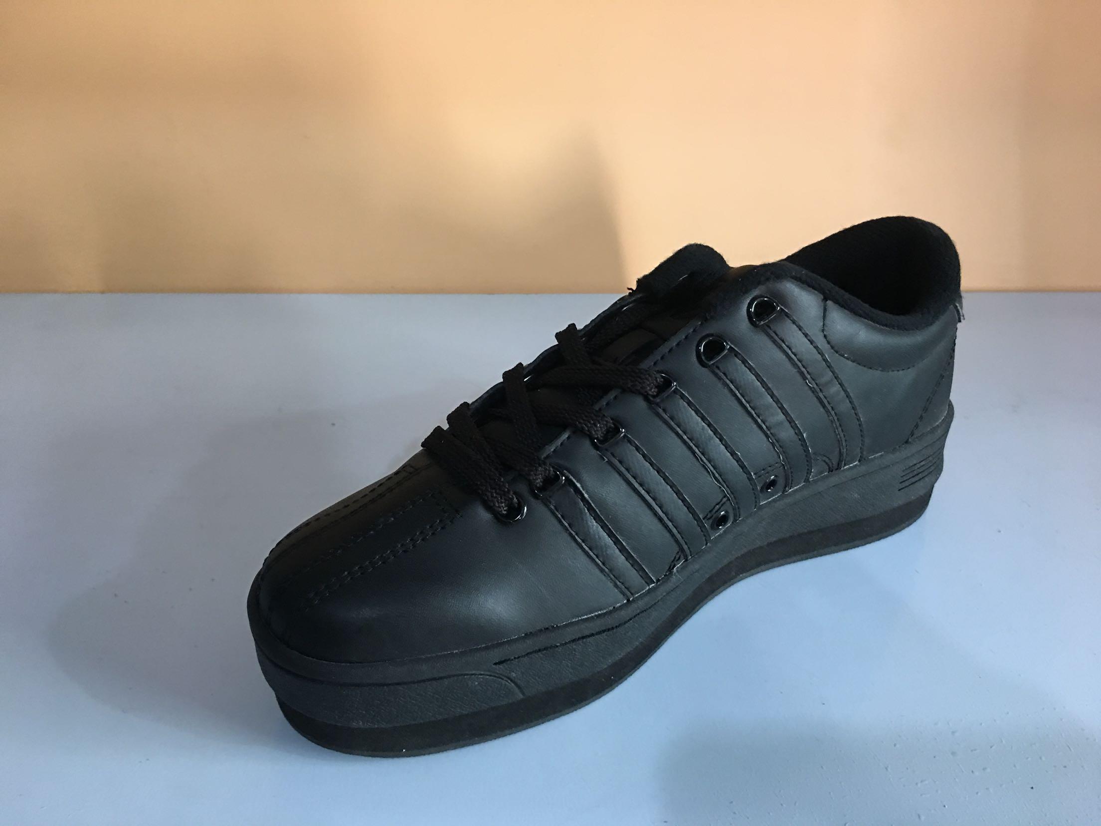 38 松糕鞋 增高鞋 威时尚百搭耐磨休闲鞋牛皮运动板鞋 s 海外版盖