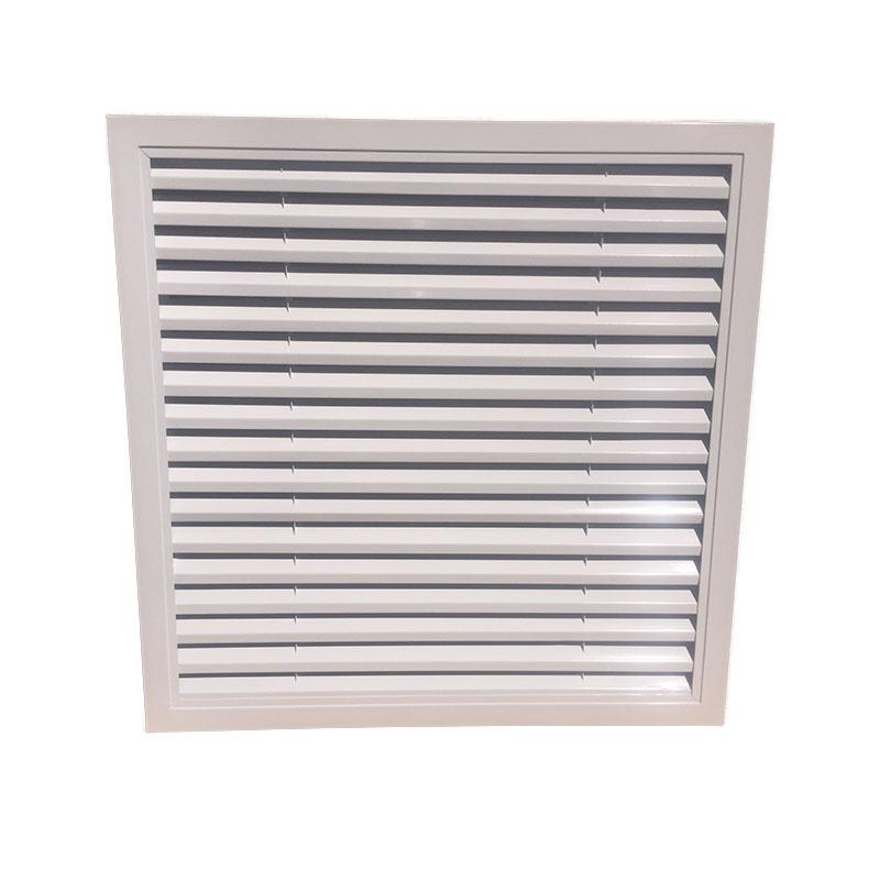 暖气罩铝合金家用出风口空调进风口百叶窗检修口盖板地暖分水器罩