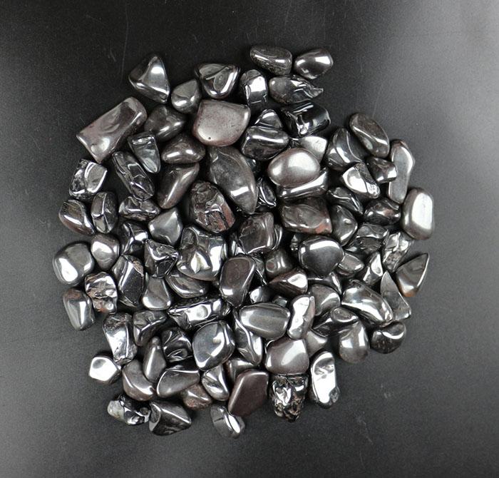 精选人气热卖黑又亮陨石原石可煮水泡水洗脸洗脚一份500g