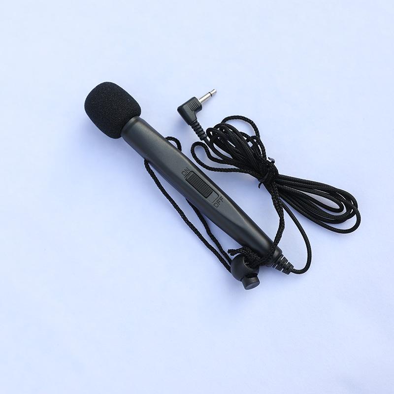 新款擴音器手拿麥克風 擴音器專用 手持話筒 原裝 手持麥克風包郵