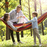 Camel outdoor hammock field trip outing camping hanging chair college student dormitory bedroom swing tree home