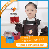 Pocket love mud children students hand-made mini small blanking machine pottery tools pottery clay machine gift toys