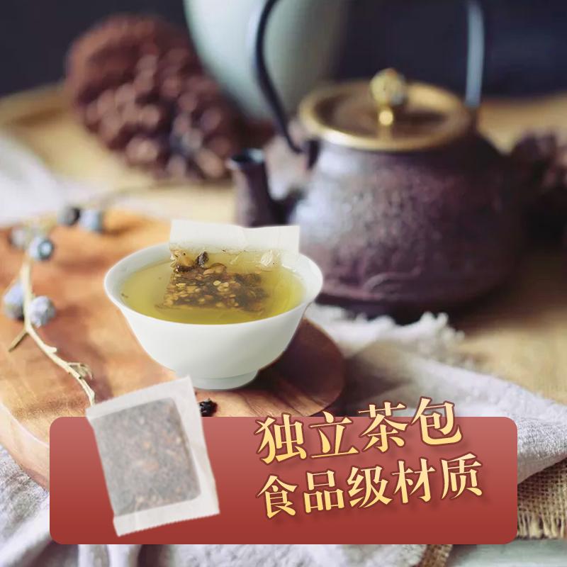 白云山红豆薏米芡实茶赤小豆薏仁水茶苦荞大麦茶叶花茶组合茶包女