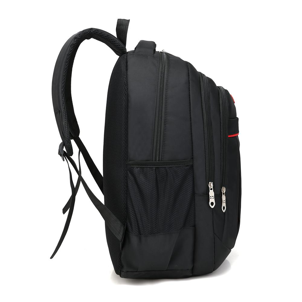 商务双肩包男书包高中学生女电脑包旅行包户外大容量男士背包时尚