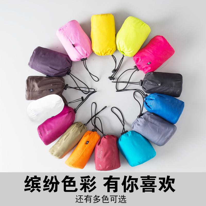 薄款防水防风透气春秋外套单层夏季 秋季西藏户外大码冲锋衣男女