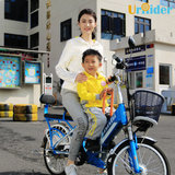 UrRider electric car child seat front quick release battery car pedal skateboard moped baby safety seat